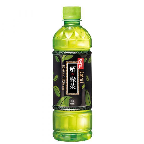 TaoTi Supreme Meta GREEN Tea 500ml