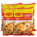 Maggi Instant Noodle (Curry flavor) 5 Packs