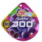 UHA Kororo Gummy (Red Grape) 48g