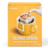 McNulty Hand Drip Coffee – Colombia Supremo (7 Drip Bags)