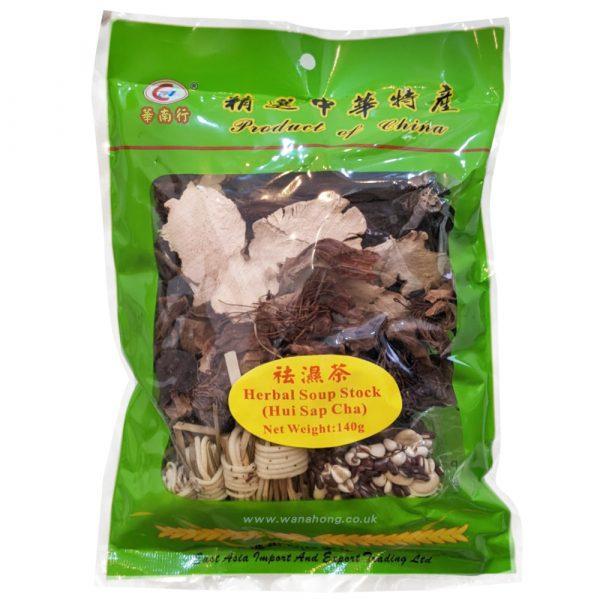 EastAsia Herbal Soup Stock (Hui Sap Cha) 140g