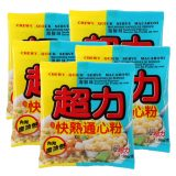 Chewy Instant Macaroni SEAFOOD Flavor (5 Packs)