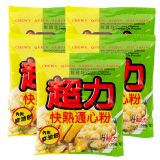 Chewy Instant Macaroni CHICKEN Flavor (5 Packs)