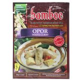 Bamboe Bumbu White Curry Paste 36g