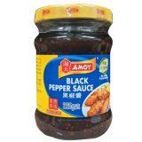 Amoy Black Pepper Sauce 225G