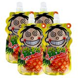 Want Want Fruit Jelly Drink-Pineapple (4 Packs)
