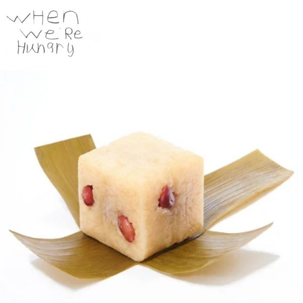 WhenWe'reHungry – Red Bean Sweet Potato Rice Dumpling 360G