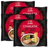 Ajinomoto Oyakata Soy Sauce Ramen (pack of 4)