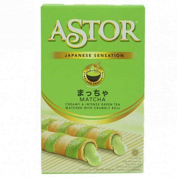 Astor Wafer Matcha Flavour 40G
