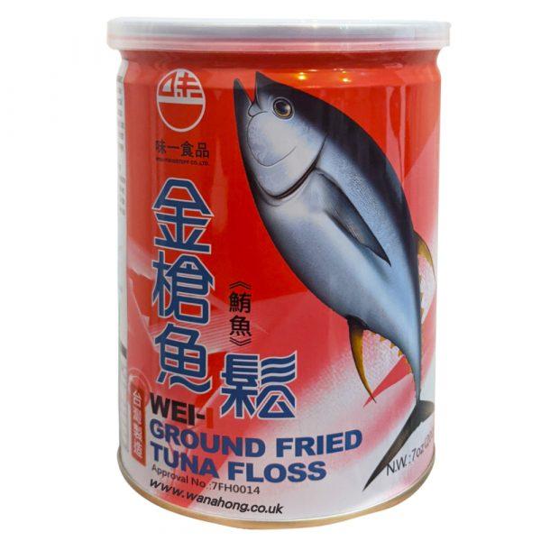Wei-I Ground Fried Fish 200G