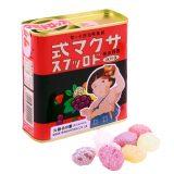 Sakuma Fruity Candy Drops 115g