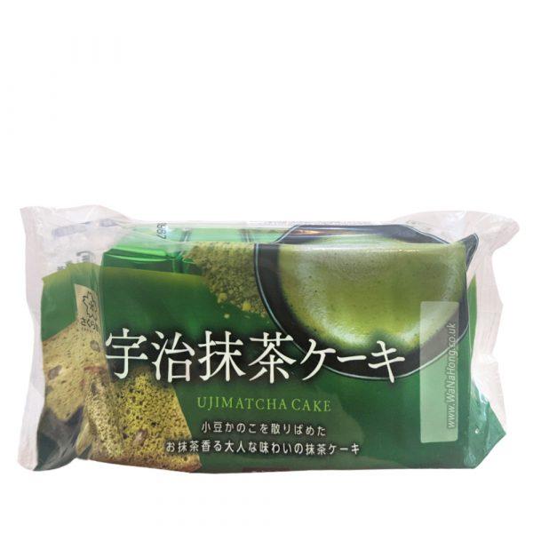 Sakura Seika Uji Matcha Cake 5PC 200G