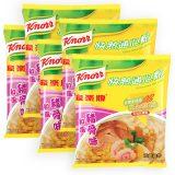 Knorr Instant Macaroni Soup (Pork Tonkotsu Flavour) 5 Packs