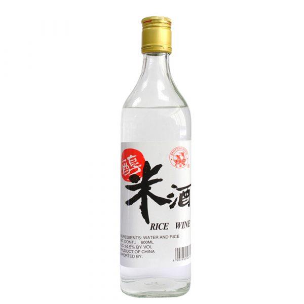 BrotherHood Chinese Cooking White Rice Wine 500ml