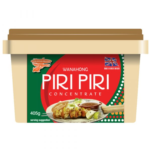 Goldfish Piri Piri Sauce 405g