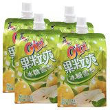 XiZhiLang Cici Bubble Jelly Drink – Pear (4 Packs)