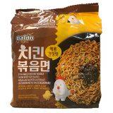 Paldo Stir-Fried Chicken Noodle (Pack of 4)