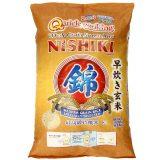 Nishiki Whole Grain Brown Rice 6.8KG