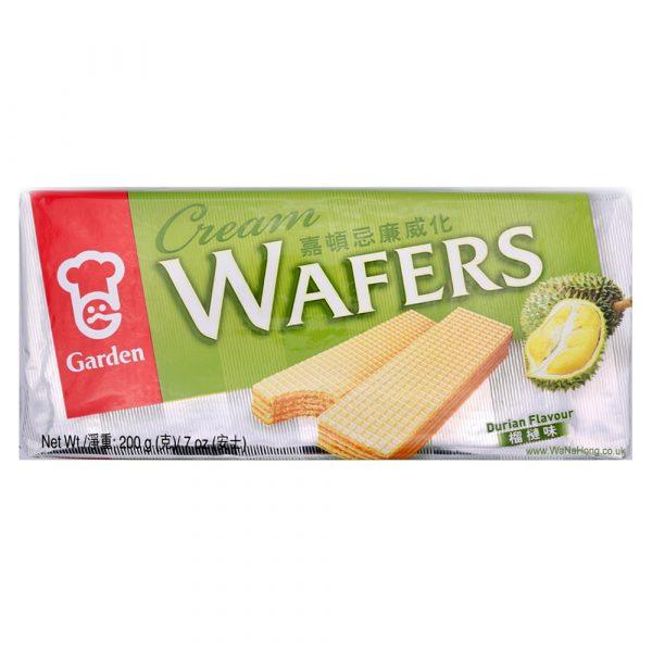 Garden Wafer – Durian Flavour 200g