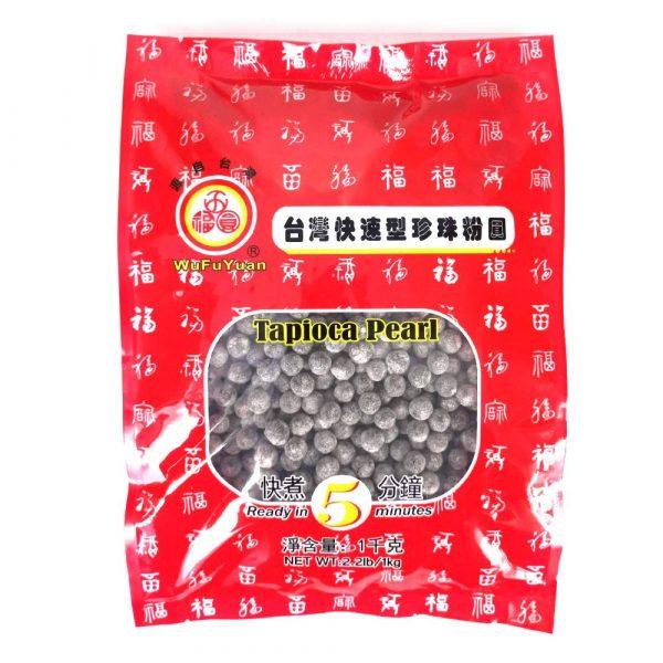 WuFuYuan Black Tapioca Pearl Boba